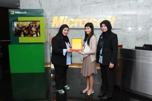 KSB Industrial Visit; Memahami Pentingnya Teknologi Bersama Microsoft Indonesia